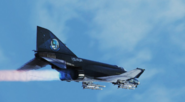 F-4E -Mobius1- Flyby 2