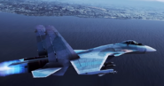 Su-37 Event Skin 01 Flyby