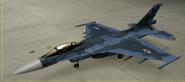 F-2A Standard color hangar