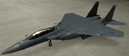 F-15E Standard color hangar