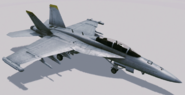 EA-18G Growler Hangar