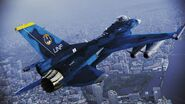 F-2A Infinity Flyby 1