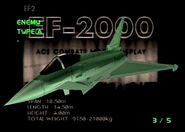 EF-2000 color Enemy Type A