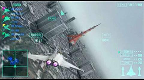Ace Combat Joint Assault - Trailer 2