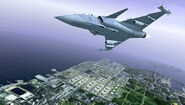 Gripen C ACX Flyby 1