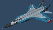 MiG-31 PMC (Yuke Body)