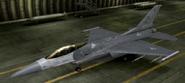 F-16C Standard color hangar
