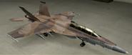 EA-18G Soldier color hangar