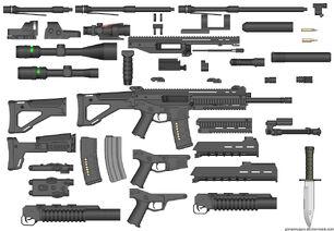 ACR parts