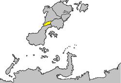 Location of Urealia