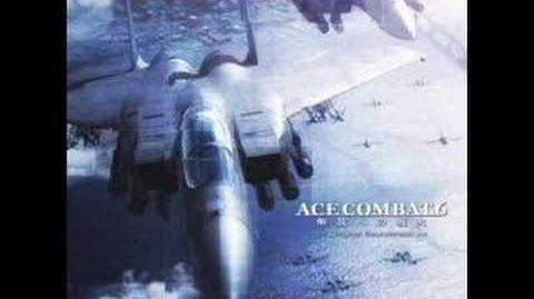 Ace Combat 6 Soundtrack Liberation of Gracemaria