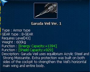 Garuda Veil