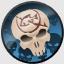 Longshore Skull