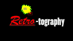 Retro-tography Logo