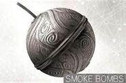 Bomb of smokeness