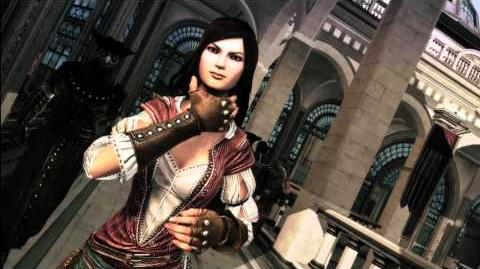 Assassin's Creed Brotherhood - Character Reveal - The Thief Europe