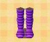 Purple-stripesocks200cute