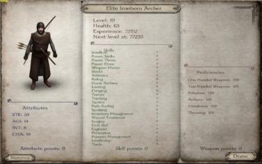 Elite Ironborn Archer-0