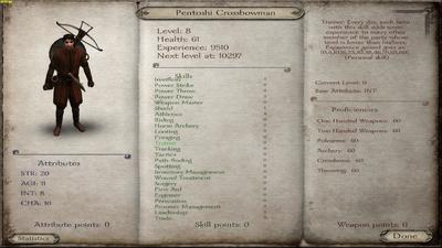 Rt2 crossbowman