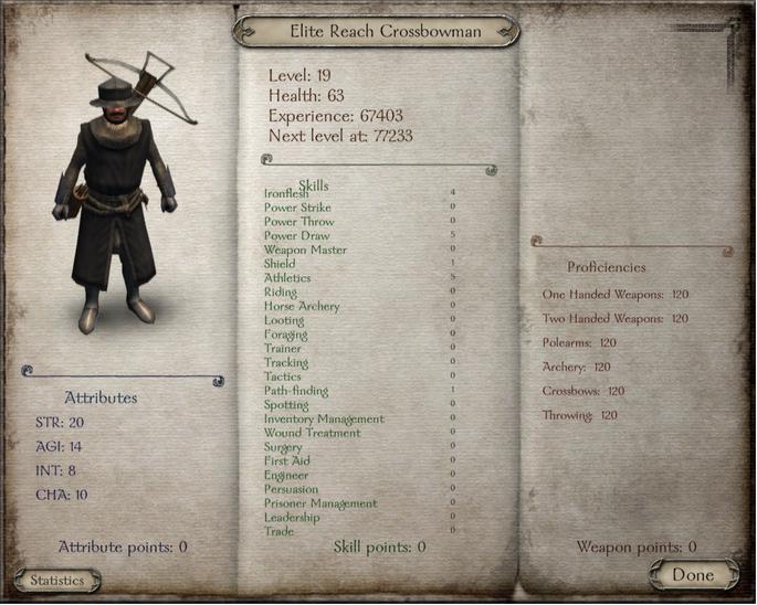 Elite Reach Crossbowman-0