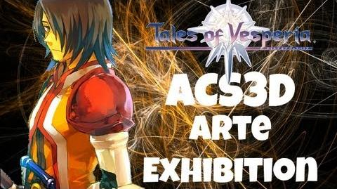 ACS3D Schwann Oltorain Arte Exhibition (v.0