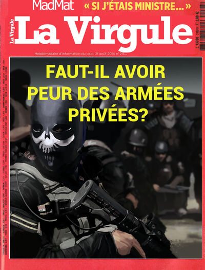 AoA La Virgule Private Military