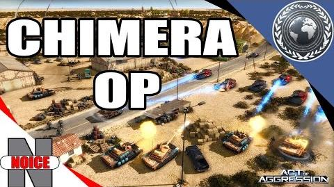 """""""CHIMERA OP"""" Act of Aggression - Episode 2"""