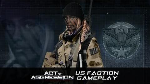 ACT OF AGGRESSION US FACTION GAMEPLAY TRAILER