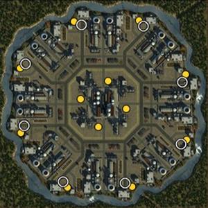 DA Map YellowCake