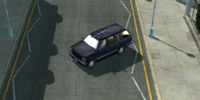 CIA armored van
