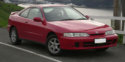 Honda Integra 1996 Facelift JDM