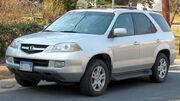 04-06 Acura MDX