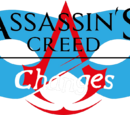 Assassin's Creed: Changes