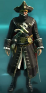Admiral of Black Death