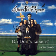 Addams 1998 family reunion