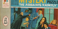 The Addams Family Mystery Puzzles
