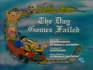 The Addams Family (1992) 103 The Day Gomez Failed 001