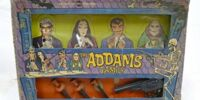 The Addams Family Target Game