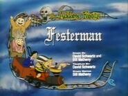 The Addams Family (1992) 107 Sir Pugsley - Festerman - Art To Art 052