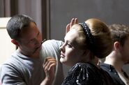 Making of Rolling in the Deep music video 4