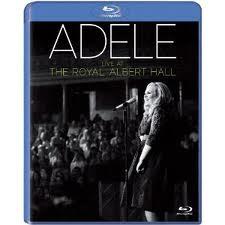 File:Adele Live At The Royal Albert Hall Blu Ray.jpg