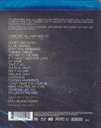 Adele Live At The Royal Albert Hall Blu Ray Back