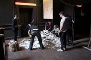 Making of Rolling in the Deep music video 5