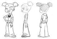 Trixie Carter sketch