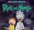 Rick and Morty: Free Comic Book Day 2017