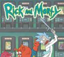 Rick and Morty Issue 01