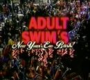 Adult Swim's New Year's Eve Bash