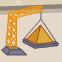 Pyramid Cranes
