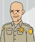 Deputy Moose CHiPs