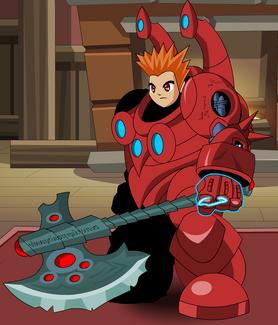 Enforcer Armor